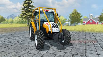 Steyr Kompakt 4095 forest для Farming Simulator 2013