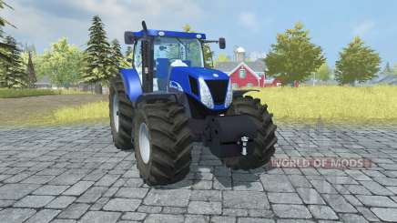 New Holland T7070 для Farming Simulator 2013