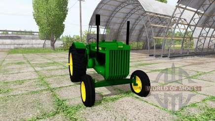 John Deere Model D для Farming Simulator 2017