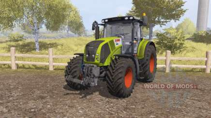 CLAAS Axion 850 v2.1 для Farming Simulator 2013