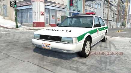 ETK I-Series lithuanian police для BeamNG Drive