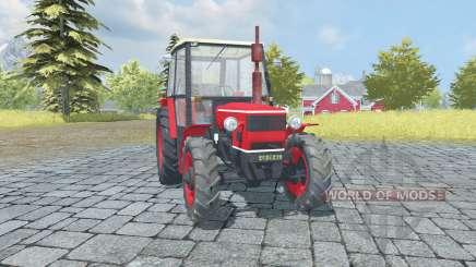 Zetor 6748 для Farming Simulator 2013