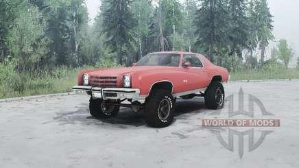 Chevrolet Monte Carlo 1977 для MudRunner