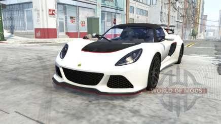 Lotus Exige 360 Cup 2015 для BeamNG Drive