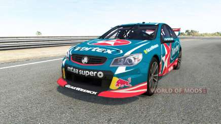 Holden Commodore VF V8 Supercar TeamVortex для BeamNG Drive
