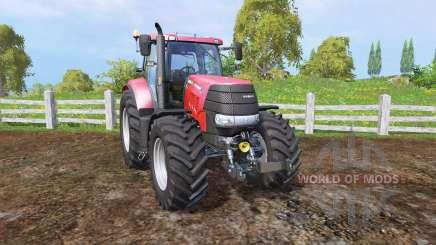 Case IH Puma 200 CVX для Farming Simulator 2015
