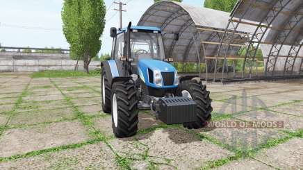 New Holland T5030 для Farming Simulator 2017