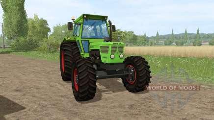 Deutz D8006 для Farming Simulator 2017