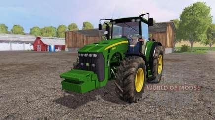John Deere 8430 для Farming Simulator 2015