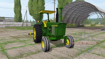 John Deere 4320 v1.1 для Farming Simulator 2017