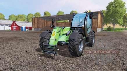 Deutz-Fahr Agrovector 37.7 для Farming Simulator 2015