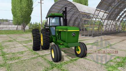 John Deere 4840 v1.1 для Farming Simulator 2017