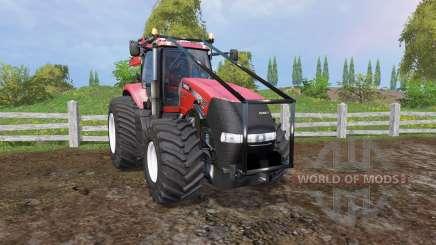 Case IH Magnum 380 CVX forest для Farming Simulator 2015