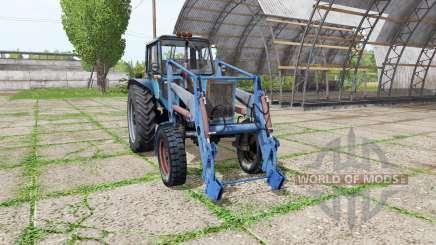 МТЗ 80 Беларус погрузчик для Farming Simulator 2017