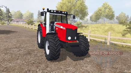 Massey Ferguson 6485 для Farming Simulator 2013