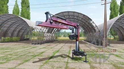 Palfinger Epsilon M80F v1.1 для Farming Simulator 2017
