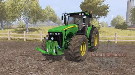 John Deere 8530 v2.0 для Farming Simulator 2013