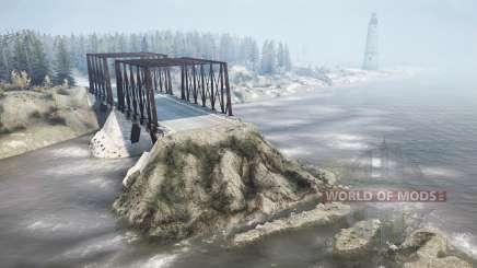 Северная Россия - Вдали от дома для MudRunner