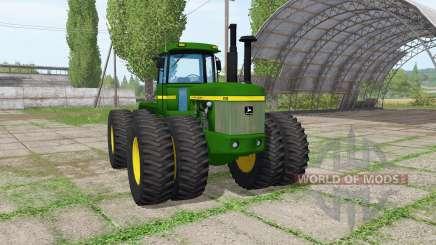 John Deere 8430 для Farming Simulator 2017
