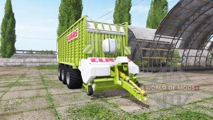 CLAAS Cargos 9600 для Farming Simulator 2017