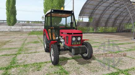 Zetor 7211 для Farming Simulator 2017