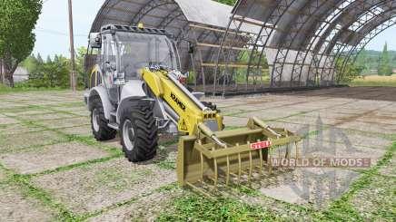 Kramer KL30.8T для Farming Simulator 2017