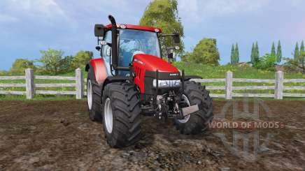 Case IH JXU 85 front loader для Farming Simulator 2015