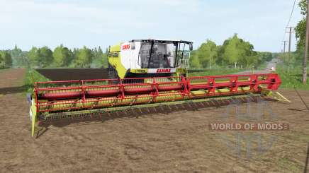 CLAAS Lexion 777 TerraTrac для Farming Simulator 2017