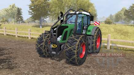 Fendt 939 Vario forest для Farming Simulator 2013
