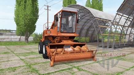 Дон 680 для Farming Simulator 2017