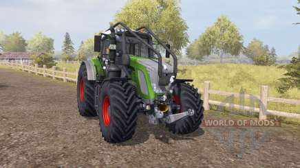 Fendt 936 Vario forest для Farming Simulator 2013