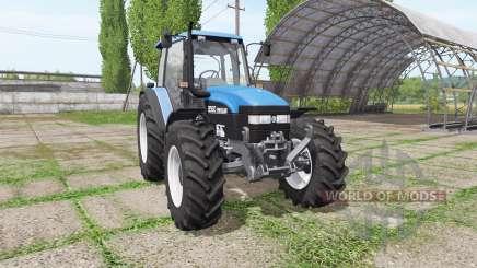 New Holland 8560 для Farming Simulator 2017