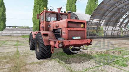 Кировец К 700А для Farming Simulator 2017