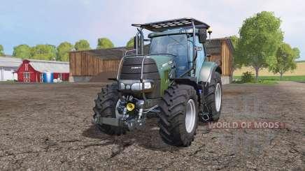 Case IH Puma 230 CVX front loader forest для Farming Simulator 2015