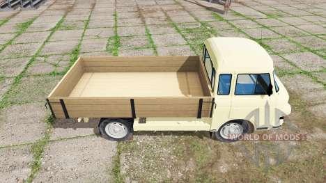 Barkas B1000 pritschenwagen для Farming Simulator 2017