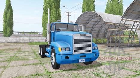 Freightliner FLD 120 Day Cab v1.3 для Farming Simulator 2017