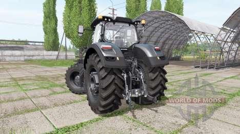 New Holland T7.290 heavy-duty для Farming Simulator 2017