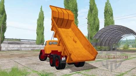 Magirus-Deutz 200 D 26 dump truck для Farming Simulator 2017