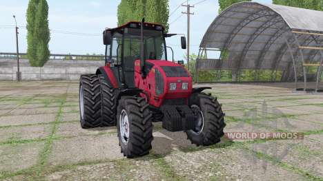 Беларус 1523 v2.5 для Farming Simulator 2017