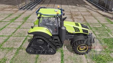 New Holland T8.435 tuning v1.3 для Farming Simulator 2017