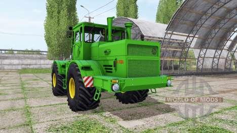 Кировец К 700А v1.1.0.1 для Farming Simulator 2017