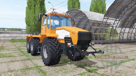 Слобожанец ХТА 300-03 v1.2 для Farming Simulator 2017