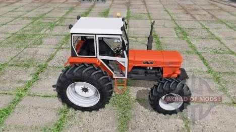 Fiat 1300 DT super v1.1 для Farming Simulator 2017