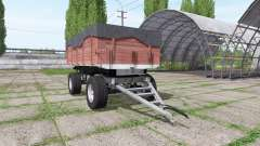 BSS P 93 S v3.2 для Farming Simulator 2017