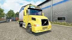 Volvo NH12 4x2 v3.2 для Euro Truck Simulator 2