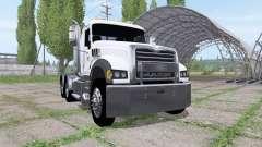 Mack Granite для Farming Simulator 2017
