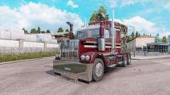 Wester Star 4800 v2.0 для Euro Truck Simulator 2