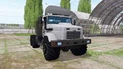 КрАЗ 64431 для Farming Simulator 2017