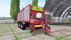 POTTINGER JUMBO 10010 combiline для Farming Simulator 2017