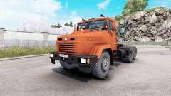 КрАЗ 64431 для Euro Truck Simulator 2